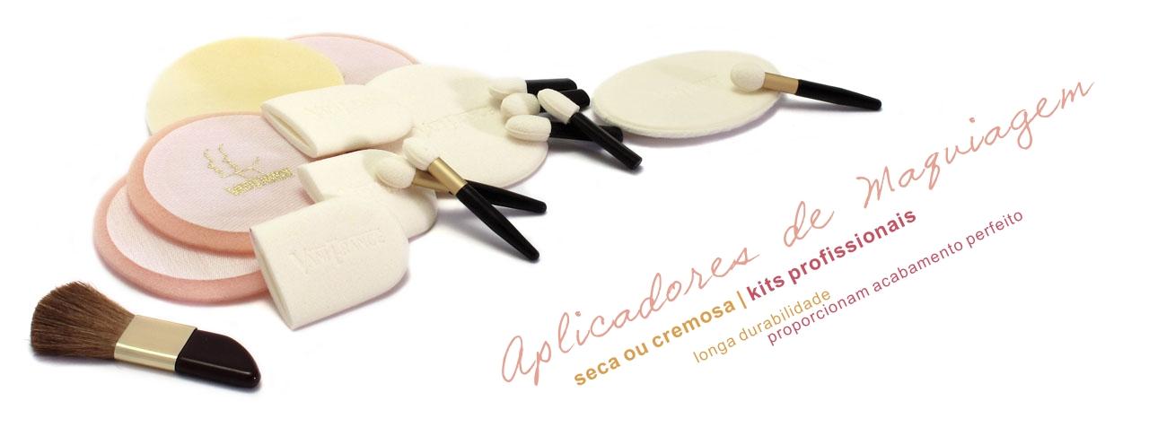 Aplicadores de Maquiagem Vani France