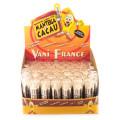 Manteiga de Cacau Vani France - Display com 55 Unidades
